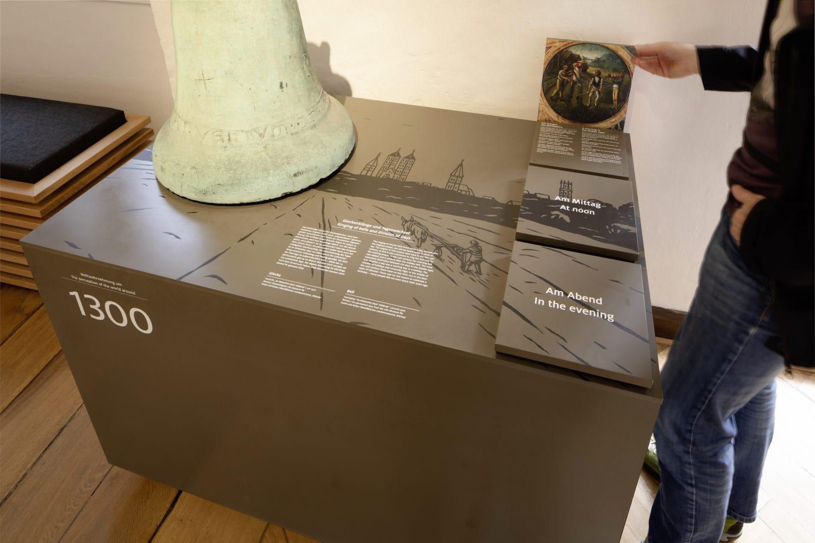 Ausstellung BurgVischering Ausstellungsgrafik