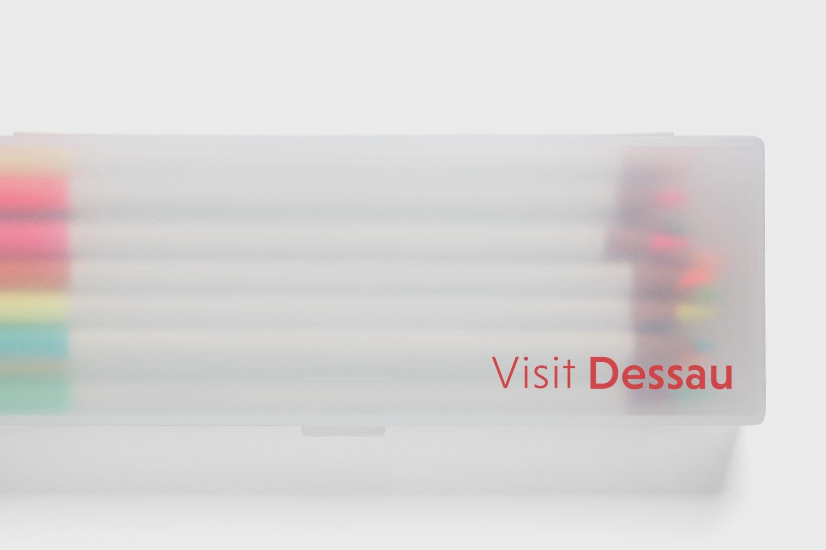 Dessau Merchandise Stifte