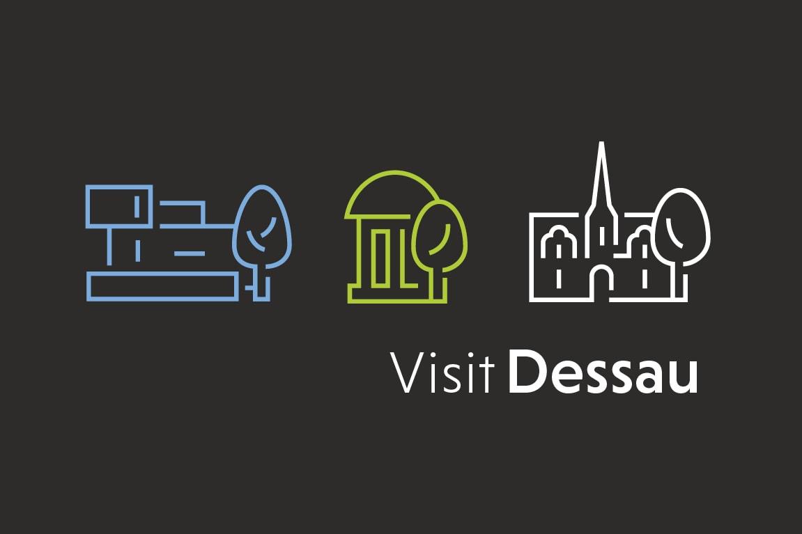 Dessau Merchandise Grafik