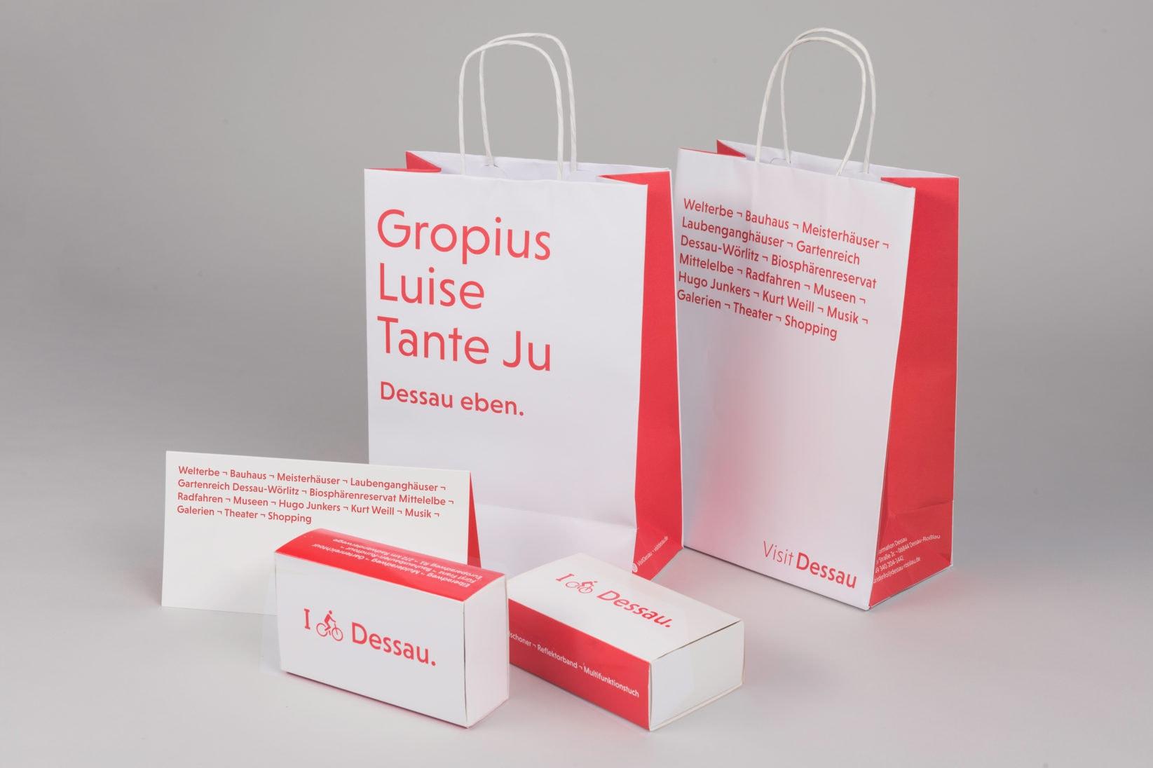 Dessau Merchandise Produkte