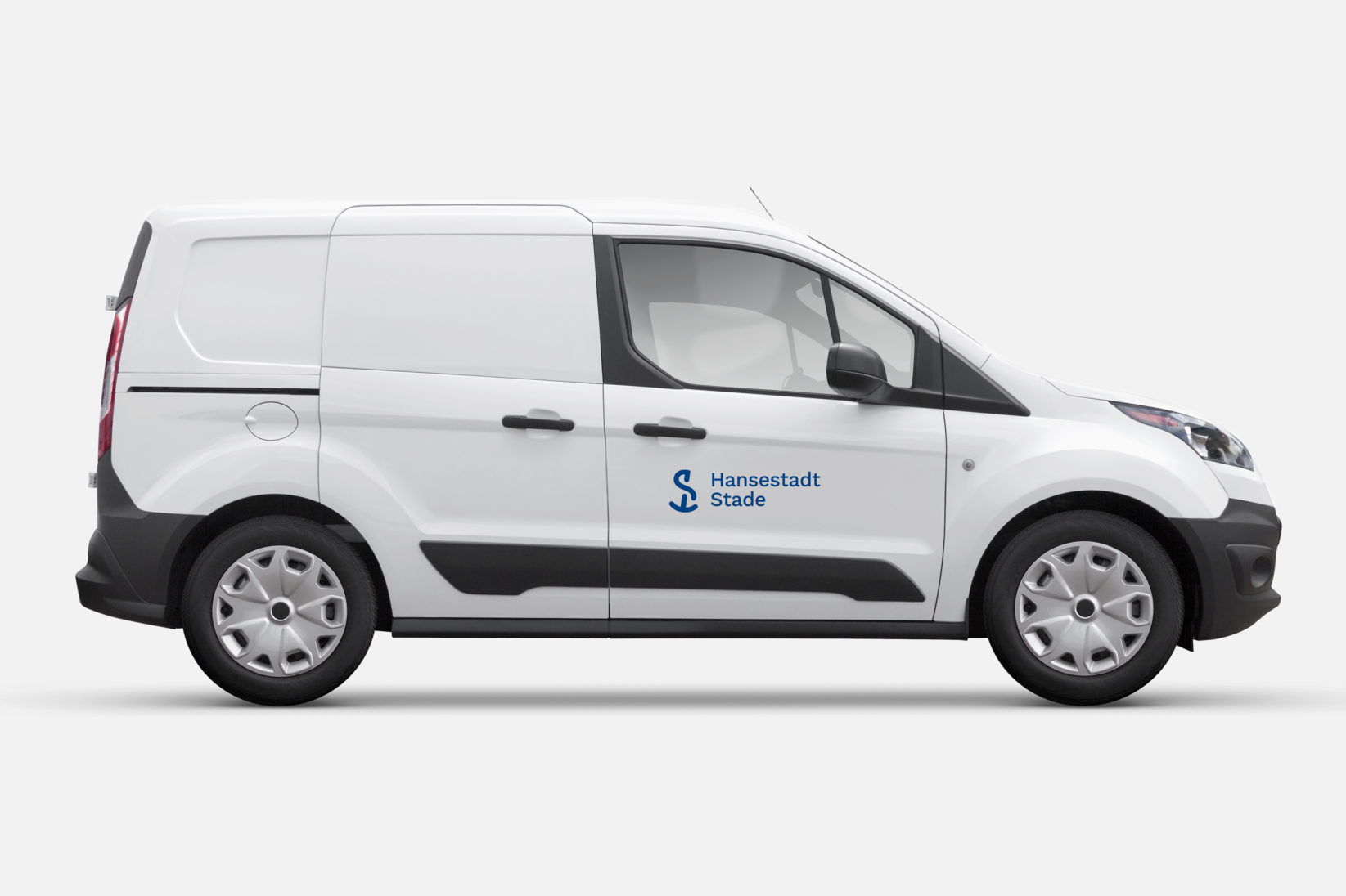 Stade Corporate Design Van