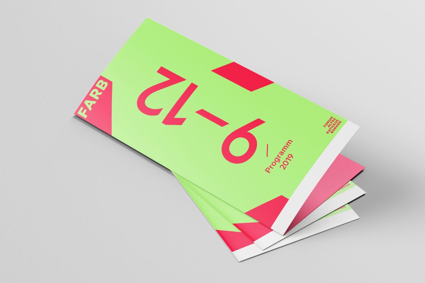 FARB Broschüre